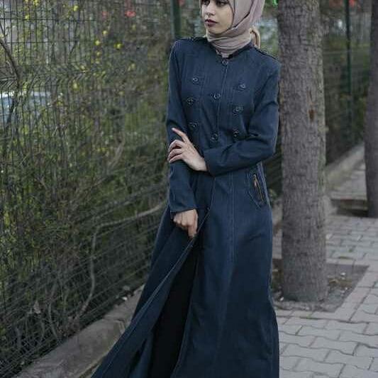 دريسات وفساتين محجبات تركية 2018