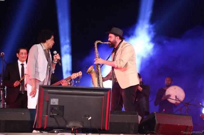 محمد منير,حفل محمد منير,الاقصر
