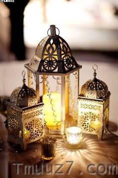 اشكال فوانيس رمضان الجديدة 2018
