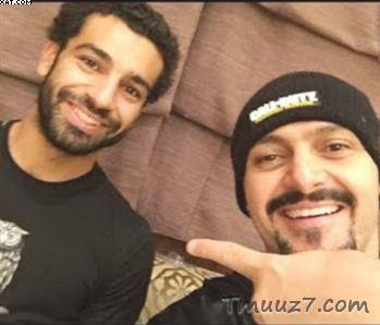 رامز جلال ومحمد صلاح في برنامج رامز تحت التلج