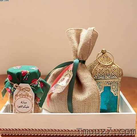 اجمل صور هدايا رمضان 2018