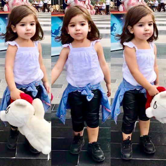 ازياء بناتى ناعمة, كولكشن ملابس صيفية للاطفال 2018