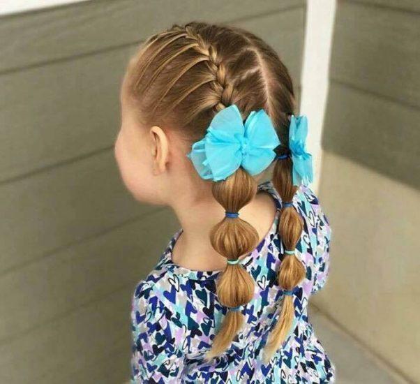 تسريحات شعر للاطفال بنات, تسريحات شعر للاطفال سهلة 2018