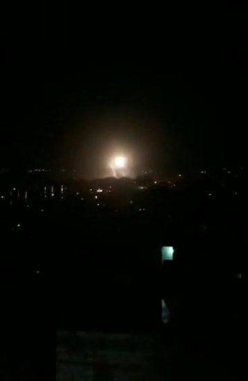 قصف سوريا اليوم لحظة بلحظة