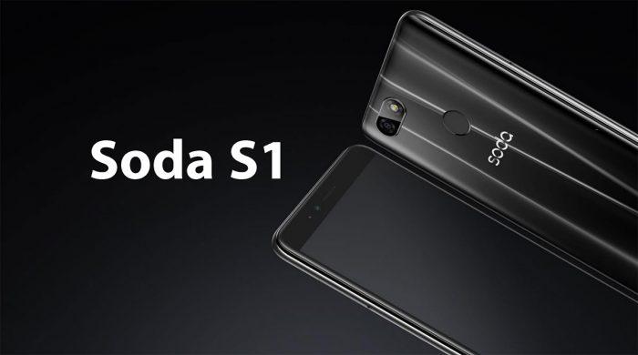سعر ومميزات وعيوب هاتف Soda S1 الجديد