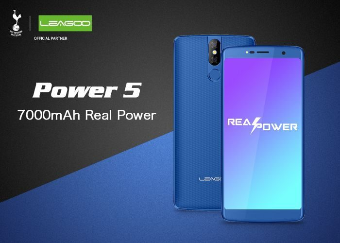 سعر ومميزات وعيوب هاتف Leagoo Power 5 الجديد