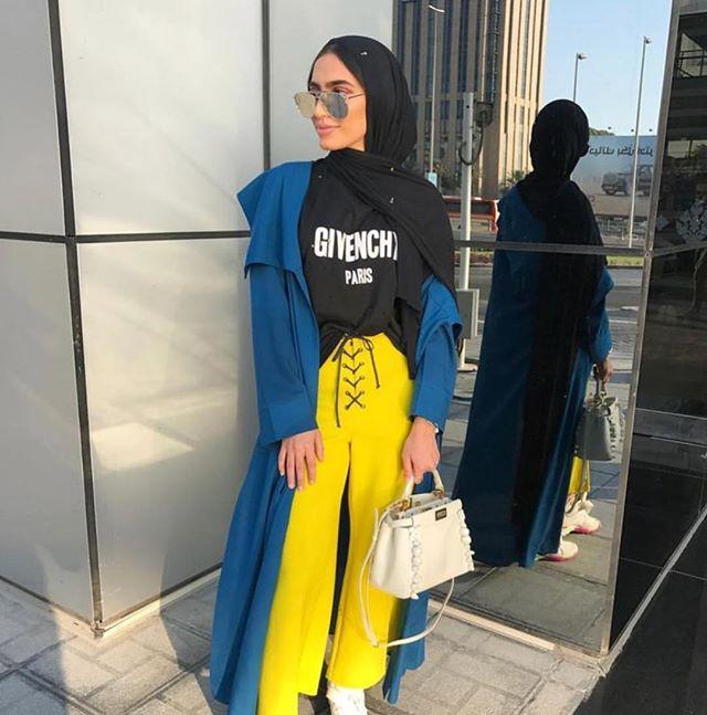 ملابس محجبات جديدة 2018