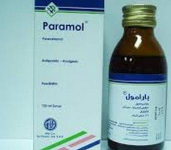دواء بارامول للاطفال